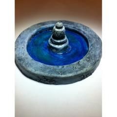 """Fountain - Round 3.25"""""""