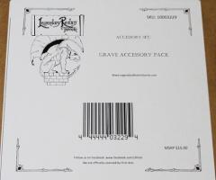 Grave Accessory Pack