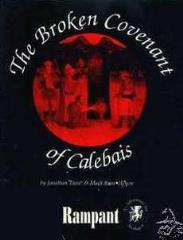 Broken Covenant of Calebais, The (1988 Printing)