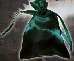 "Green Dragon Satin (4"" x 6"")"