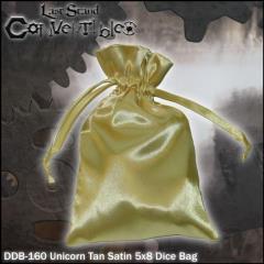 "Unicorn Tan Satin (5"" x 8"")"