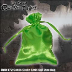 """Goblin Green Satin (5"""" x 8"""")"""
