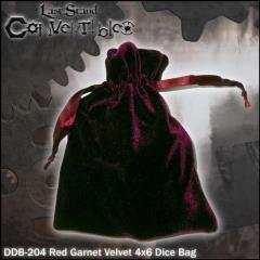 """Red Granite Velvet (4"""" x 6"""")"""