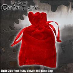 """Red Ruby Velvet (4"""" x 6"""")"""