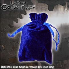 """Blue Sapphire Velvet (4"""" x 6"""")"""