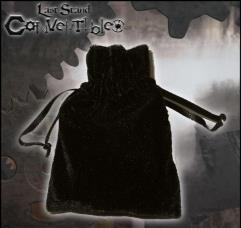 """Black Onyx Velvet (4"""" x 6"""")"""