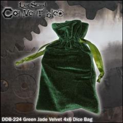 """Green Jade Velvet (4"""" x 6"""")"""