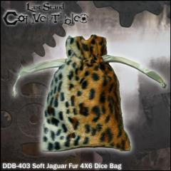 "Soft Jaguar Fur (4"" x 6"")"