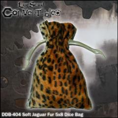 "Soft Jaguar Fur (5"" x 8"")"