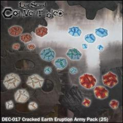 Cracked Earth Eruption Army Pack