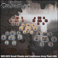 Small Chests & Lockboxes Army Pack