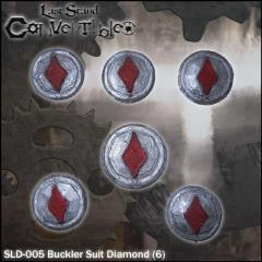 Bucklers - Suit Diamond