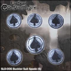 Bucklers - Suit Spade