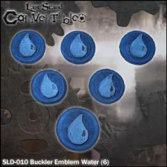 Bucklers - Emblem Water