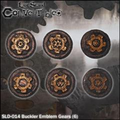 Bucklers - Emblem Gears