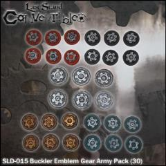 Bucklers - Emblem Gear Army Pack