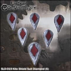 Kite Shields - Suit Diamond