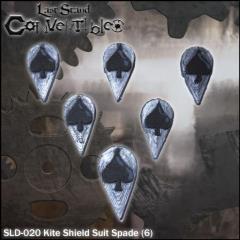 Kite Shields - Suit Spade