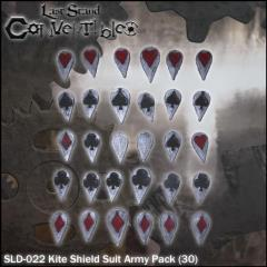 Kite Shields - Suit Army Pack