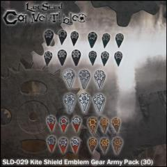 Kite Shields - Emblem Gear Army Pack