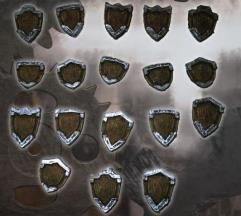 Knight Shields - Reinforced