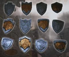 Knight Shields - Large