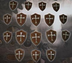 Knight Shields - Bone Crass