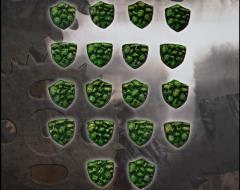 Knight Shields - Knight-Errant Dragon Scale