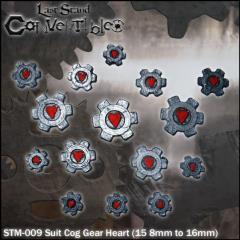 Cog Gear - Heart