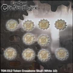 Tokens - Crossbone Skull