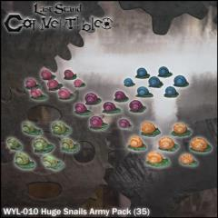 Huge Snails Army Pack