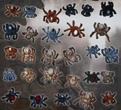 Spider - Tiny 6mm-8mm