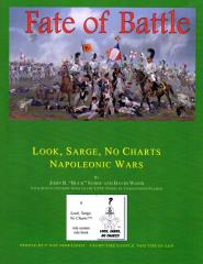 Look, Sarge, No Charts - Fate of Battle, Napoleonic Wars