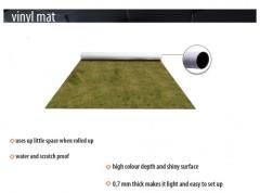 """72"""" x 48"""" Playmat - Grass 1"""