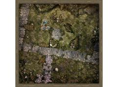 "36"" x 36"" Playmat - Treasures of Malifaux"