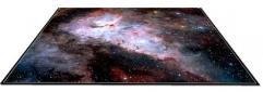 """36"""" x 36"""" Playmat - Protoplanetary Nebula"""