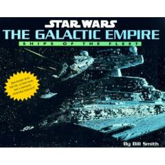Galactic Empire, The - Ships of the Fleet (Pop-Up Book)