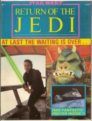 "Return of the Jedi #1 ""At Last the Waiting is Over..."""