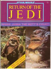 "Return of the Jedi #2 ""Inside Jabba the Hutt's Court"""