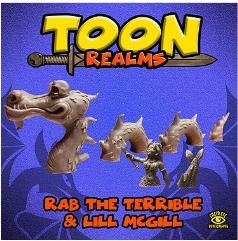 Rab the Terrible & Lill McGill