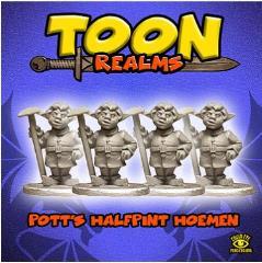 Pott's Halfpint Hoemen
