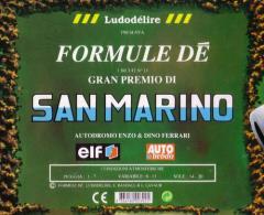 Formula De - Circuit #13 - San Marino