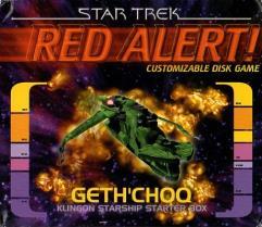 Geth'choq - Klingon Starship Starter Box