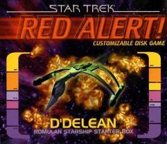 D'Delean - Romulan Starship Starter Box
