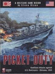 Picket Duty - Kamikaze Attacks against U.S. Destroyers, Okinawa 1945 (1st Edition)