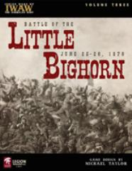 Battle of the Little Bighorn - June 25-26th, 1876