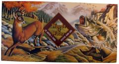 Woods & Water - The Hunting & Fishing Adventure Board Game
