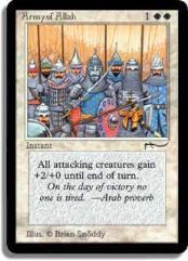 Army of Allah - Light (C3)