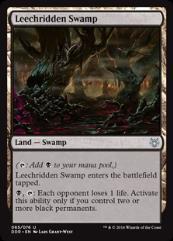 Leechridden Swamp (U)