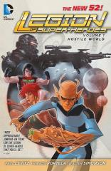 Legion of Super-Heroes Vol. 1 - Hostile World